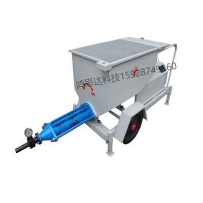 螺杆压水泵